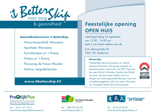 Open huis it BetterSkip